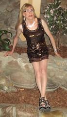 14100382_10154336080536341_9076529852476732702_n (Rachel Carmina) Tags: cd tv tg trap tgirl trans legs heels nylons femboi crossdresser transvestite