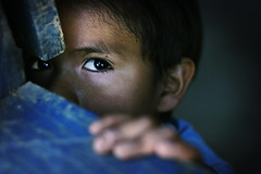 Is he for real? (carf) Tags: children child kid indígena eyes nature natural nheemporã guaranimbyáindians forsakenpeople identity brasil brazil community esperança hope social poverty underprivileged spiritual philosophy culture cultural traditions araymãarapyau aldeia tekoa yvymarãeỹ landwithoutevil riodejaneiro parati paraty guaranivillage indigenoussettlement indigenousterritory tribe araponga curumin skepticism apprehension observing