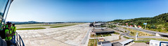Overall view (denlazarev) Tags: aerspot2016 baselaero caucasus russia runway clouds canon air aviation airline airplane airport aircraft airliner sky spotting fly photo plane lightroom    outdoor takeoff sochi adler aer urss mountains
