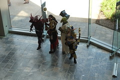 DSCF9999 - Warcraft Characters (Racillian) Tags: cosplay otakon warcraft otakon2016