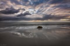 Mirrored Dawn (Crouchy69) Tags: sunrise dawn landscape seascape ocean sea water coast clouds sky sand meelup beach dunsborough western australia