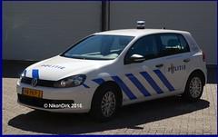 Dutch Police Golf GLM. (NikonDirk) Tags: volkswagen crafter forensic vw gelderland politie police nikondirk netherlands nederland holland dutch cops cop hulpverlening recherche forensische opsporing tr glm golf 6 science foto 98pkp2