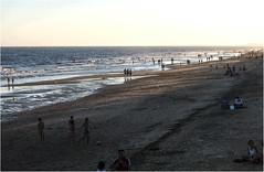 3773-UNA TARDE DE PLAYA EN ISLANTILLA- HUELVA - (-MARCO POLO-) Tags: playas costas atardeceres ocasos rincones mares
