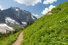Tight Fit (acheron0) Tags: mountain nationalpark northcascades