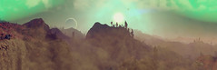No man's sky (Yoggsothoth) Tags: astronomie fantasy galaxy espace étoile étoiles reshade stars starship universe univers sun hubble fiction moon planets pc planète planet planétes space science sf spaceship star sciencefiction vidéogames nébuleuse nébula