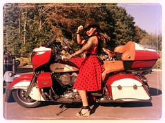 Amnville 2016 (Ludo Road-SixtySix) Tags: indianroadmaster indianmotorcycle roadmaster pinup