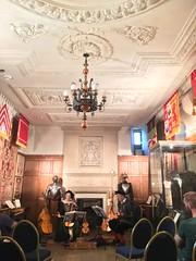 Galloway Consort @ Dean Castle, Kilmarnock (Donna_c_Nicoll) Tags: gallowayconsort deancastle banquetinghall kilmarnock periodcostume 16thcentury replicainstruments renaissancemusic