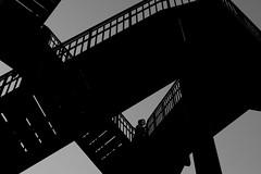 (Paul is Moody) Tags: street stairs mono streetphoto urban geometry bnw