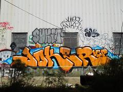(gordon gekkoh) Tags: joker icp orfn us sukit jules ankh sanfrancisco graffiti