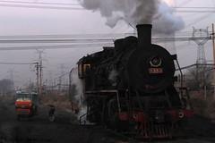 I_B_IMG_9065 (florian_grupp) Tags: asia china steam train railway railroad fuxin liaoning sy coal mine 282 mikado steamlocomotive locomotive