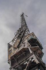 Bristol Harbourside Crane (whatisthewilderness) Tags: dock crane bristol harbourside port industrial industry mshed museum avon