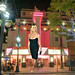 Giantess Suzanne Somers At Theater