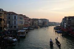 Sunset in Venice (gaby.grau) Tags: venice venedig canalgrande sunsetinvenice