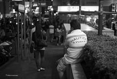 Tsim Sha Tsui (kelvintkn) Tags: leica blackandwhite bw digital 50mm prime rangefinder manualfocus mmount leicam8 leicasummicronm50mmrigidtypei