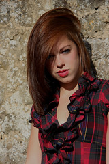Marlne 001 (cdrom2012) Tags: model shooting luxembourg marlne
