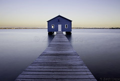 The Boatshed (Zach Liepa) Tags: west canon 9 stop filter perth nd wa 1855mm 1855 boatshed hoya the 40d ndx400