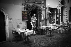 """Trastevere, Rome • <a style=""""font-size:0.8em;"""" href=""""http://www.flickr.com/photos/89679026@N00/8085174480/"""" target=""""_blank"""">View on Flickr</a>"""