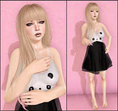 It's a Pandamonium (PixelAnnies) Tags: new beauty fashion truth tsf mesh avatar style dani fair avi sl secondlife virtual mindy newhair fest boho newdress swag mayfly pandamonium virtualworld redgrave modish slink kukla danico virtualfashion truthhair beusy mesheyes swagfest meshhair meshfeet pixelannies danicasaerwen meshhands danicasaerwenresident theswagfest bohoculturefair theswagfest2012 thebohofair