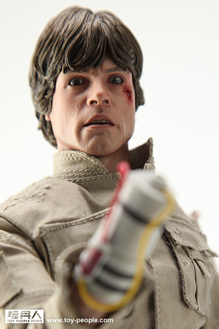 Hot Toys DX07-星際大戰:路克‧天行者 (Bespin Outfit)  開箱報告