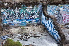 remnants (eb78) Tags: sf sanfrancisco california ca graffiti decay bayarea midmarket