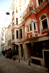 Lower Beyoglu 68 (David OMalley) Tags: architecture turkey alley european boulevard hill grand istanbul medieval historic neighborhood hills imperial historical classical neo ottoman ornate middle avenue taksim ages hilly beyoglu istiklal turkish turk neoclassical dense alleyways