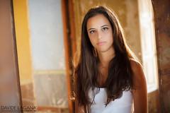 002 CHI-2 (Davide Lagan // Ditti) Tags: portrait cute girl canon eos carina chiara ritratto ragazza 500d canonef50mmf18ii