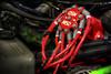 Octopus, Plymouth Road Runner, California Auto Museum, Sacramento Ca (c61 4608 4612 Pm Lr Ps)
