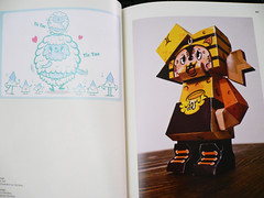 page 43 (t-ninja) Tags: cute paper t toy book photo very sweet bee honey page kawaii tee 2012 preview tagger boku designertoy olla      papertoy  monsa  custompapertoy tnj tninja tnja teeninja tninjah t  verysweetkawaii ollabokuxtninja