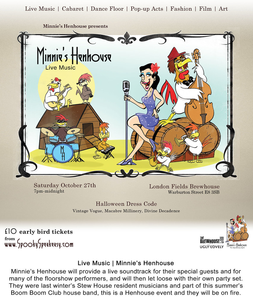 Live Music | Minnie's Henhouse