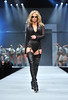 Sarah Harding Lingerie London held at Old Billingsgate - Catwalk. London