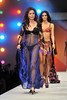 Marie Helvin Lingerie London held at Old Billingsgate - Catwalk. London