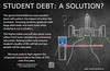 "student-debt-a-solution- <a style=""margin-left:10px; font-size:0.8em;"" href=""http://www.flickr.com/photos/78655115@N05/8128143270/"" target=""_blank"">@flickr</a>"