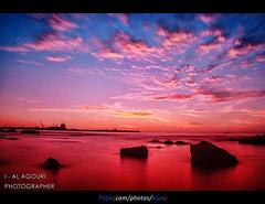 Why worry ( [ Libya Photographer ]) Tags: sunset nikon long exposure an libya libia libye libi libyen  lbia d80 libi   libija geogr  nc      lbija  liiba    lba