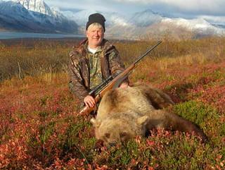 ak_biggame04Alaska Moose and Bear Hunt - Dillingham 9