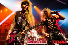 "Steel Panther @ Volkshaus - Zurich • <a style=""font-size:0.8em;"" href=""http://www.flickr.com/photos/32335787@N08/8137783491/"" target=""_blank"">View on Flickr</a>"