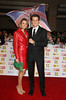 James Cracknell and wife Beverley Turner The Daily Mirror Pride of Britain Awards 2012 London