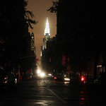 'Beacon of Light', United States, New York, New York City, Lower Manhattan, Hurricane Sandy