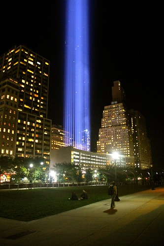 Tribute in Light, 2012 (2)