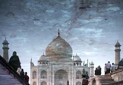 Optical impossibilty of Taj Mahal