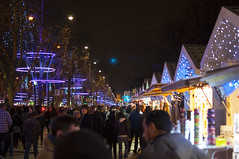 (The - Unicorn) Tags: christmas paris noel marchdenol avenuedeschampslyses leschamps   leschampslyses