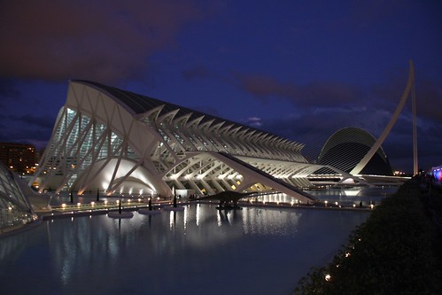 The Science Museum - Valencia - SPAIN