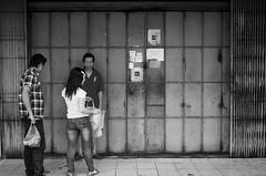(Mohd Hadpiz) Tags: street people black nikon nikond70 streetphotography stranger explore streetphoto bnw johor nikkor28mm streetphotographybnw