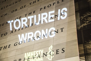 Witness Against Torture: Newseum Projection