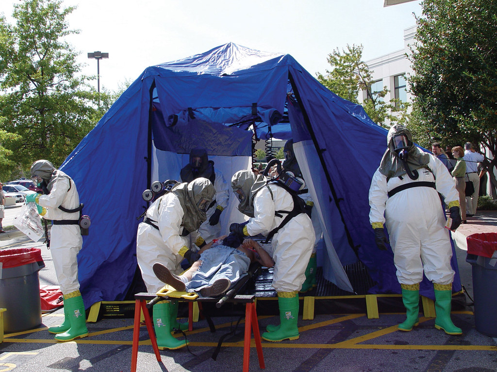 Reeves-EMS_Decontamination_Tent (DHS Systems LLC) Tags shower tents shelter hazmat reeves decon & The Worldu0027s Best Photos of decon and shelter - Flickr Hive Mind