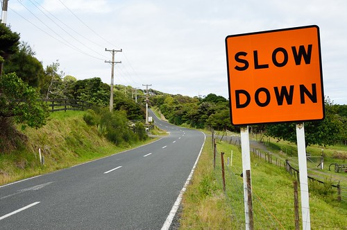 Slow Down by kewl, on Flickr