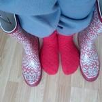 New Socks, New Wellies thumbnail