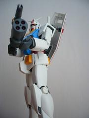 Gundam RX-78-2 down view (Fabio Molinaro) Tags: mobile robot lego manga suit gundam modellismo rx782gundam