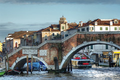 Sotto i ponti di Venezia - Under the bridges of Venice (ricsen) Tags: venice europa europe venise venecia venezia venedig soe flickrestrellas besteverdigitalphotography