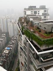 Vertical Courtyard Apartments (10) (evan.chakroff) Tags: china 2006 hangzhou re evanchakroff wangshu chakroff amateurarchitecture sidential