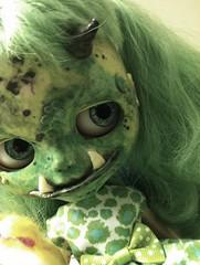 Monster Face ASAD 28/365